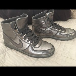 Metallic Nike Air Scandal